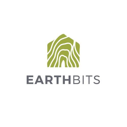 Earthy concept logo
