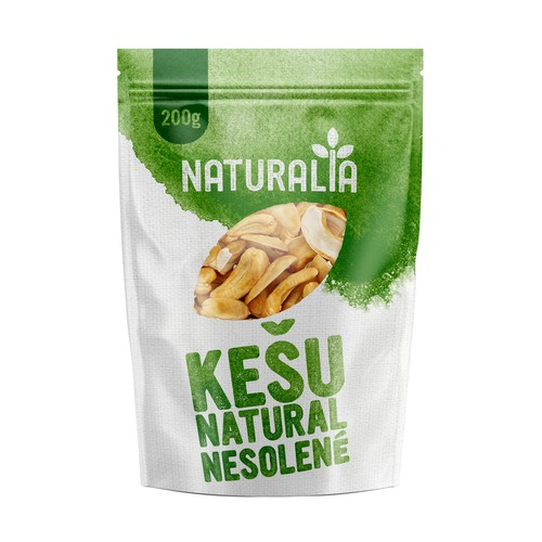 Naturalia packaging