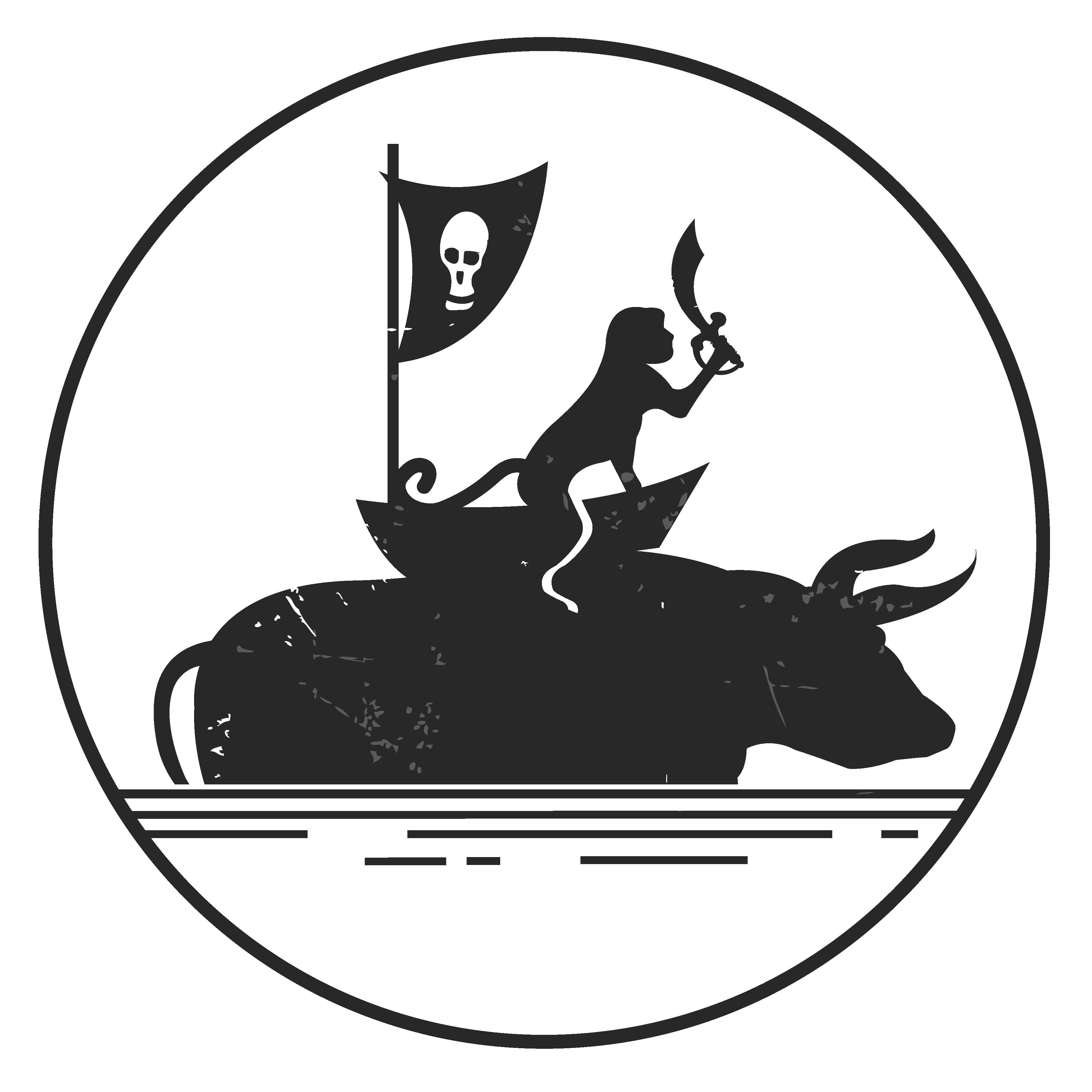 Pirate Monkey! Logo