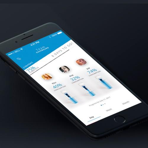 Kor App Design