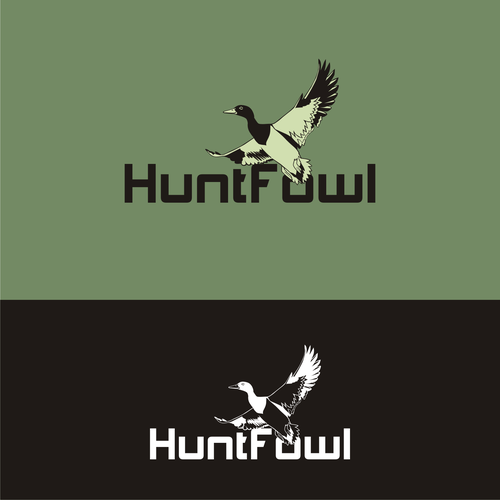 Logo needed for HuntFowl.com - Goose/Duck Hunting Website