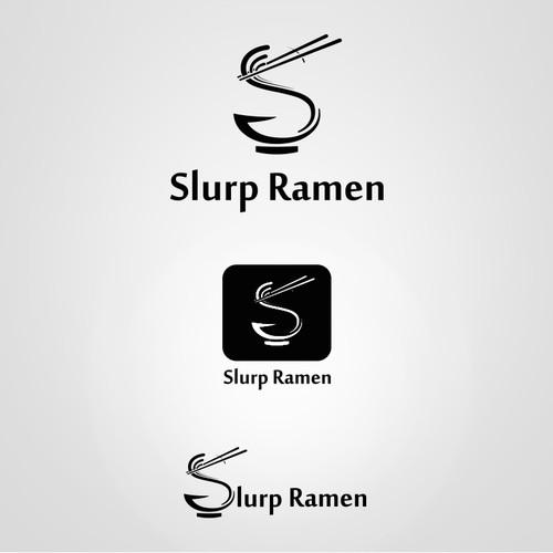Clean, Simple Logo for New SF Ramen Restaurant