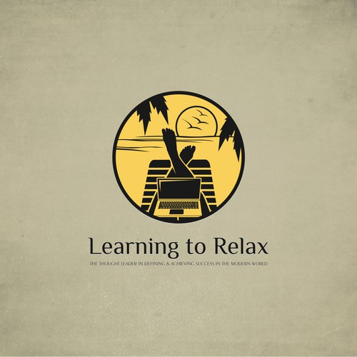 learning to relax logo