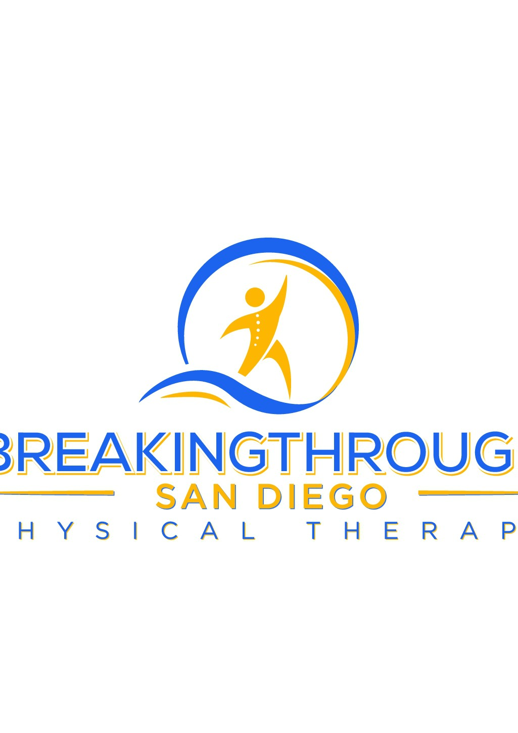 BreakingThrough San Diego Physical Therapy logo