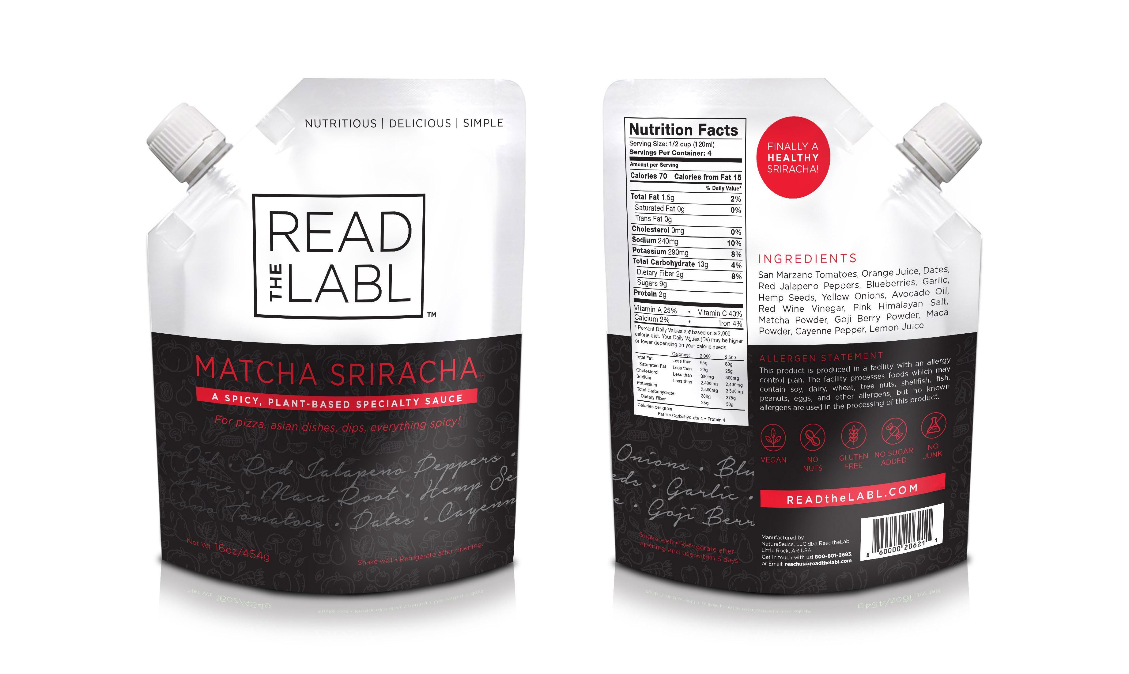 ReadtheLabl Packaging