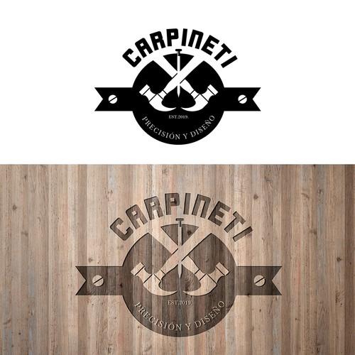 Cerpinety logo design