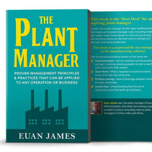 The Plant Manager by Euan James