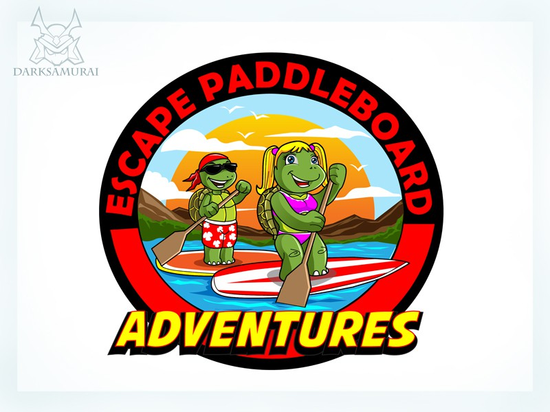 Help Escape Paddleboard Adventures of Key West Create a new Logo