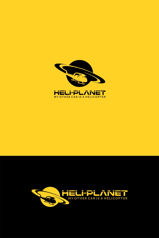 Heli-Planet Logo