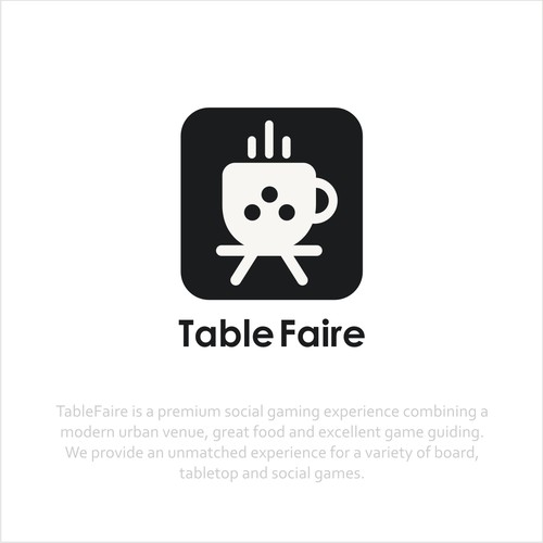 Logo for Game Cafe TableFaire
