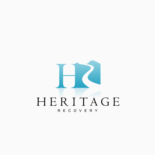 logo concept for heritage recovery