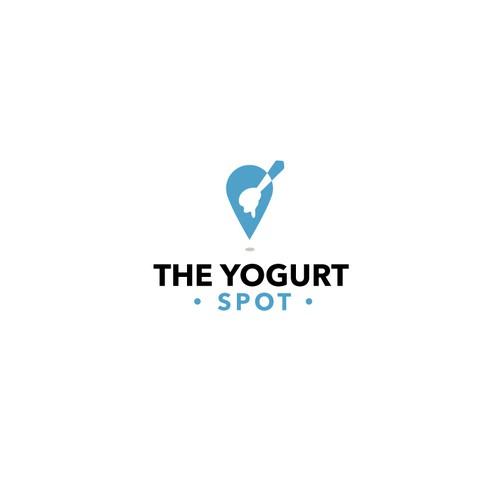 Yogurt Spot Logo