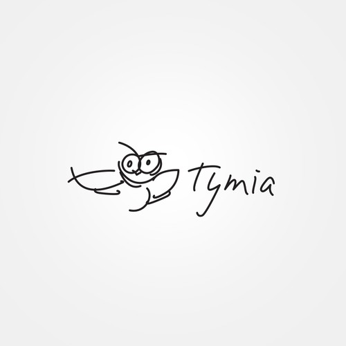 A logo for online psychotherapist
