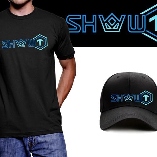 Influence hat/t-shirt design
