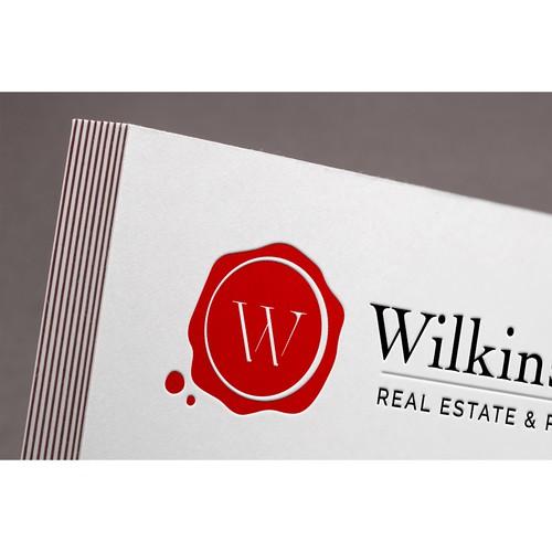 Wilkinson Properties Logo Design & Business Card
