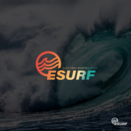 Electric Surfboard logo