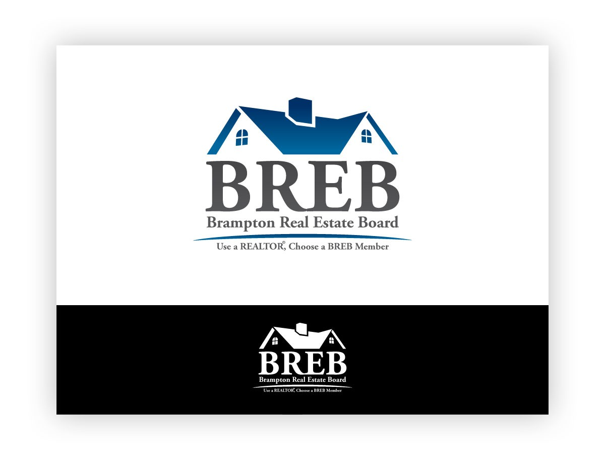 Help Brampton Real Estate Board with a new logo