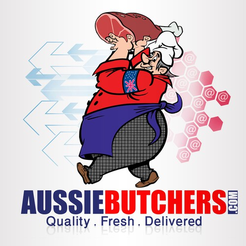 "Aussie Butchers - ""Cut Above the Rest"" - Need Killer Logo"