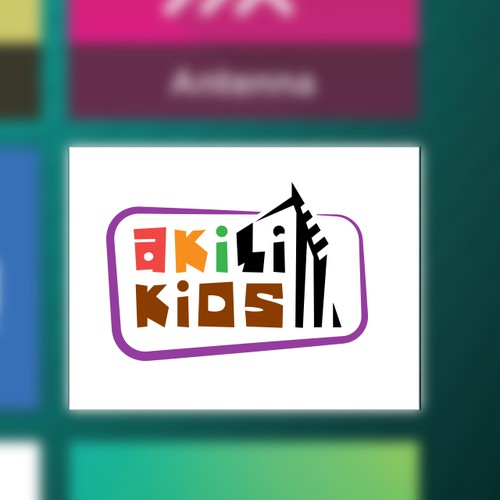 East African children's television logo