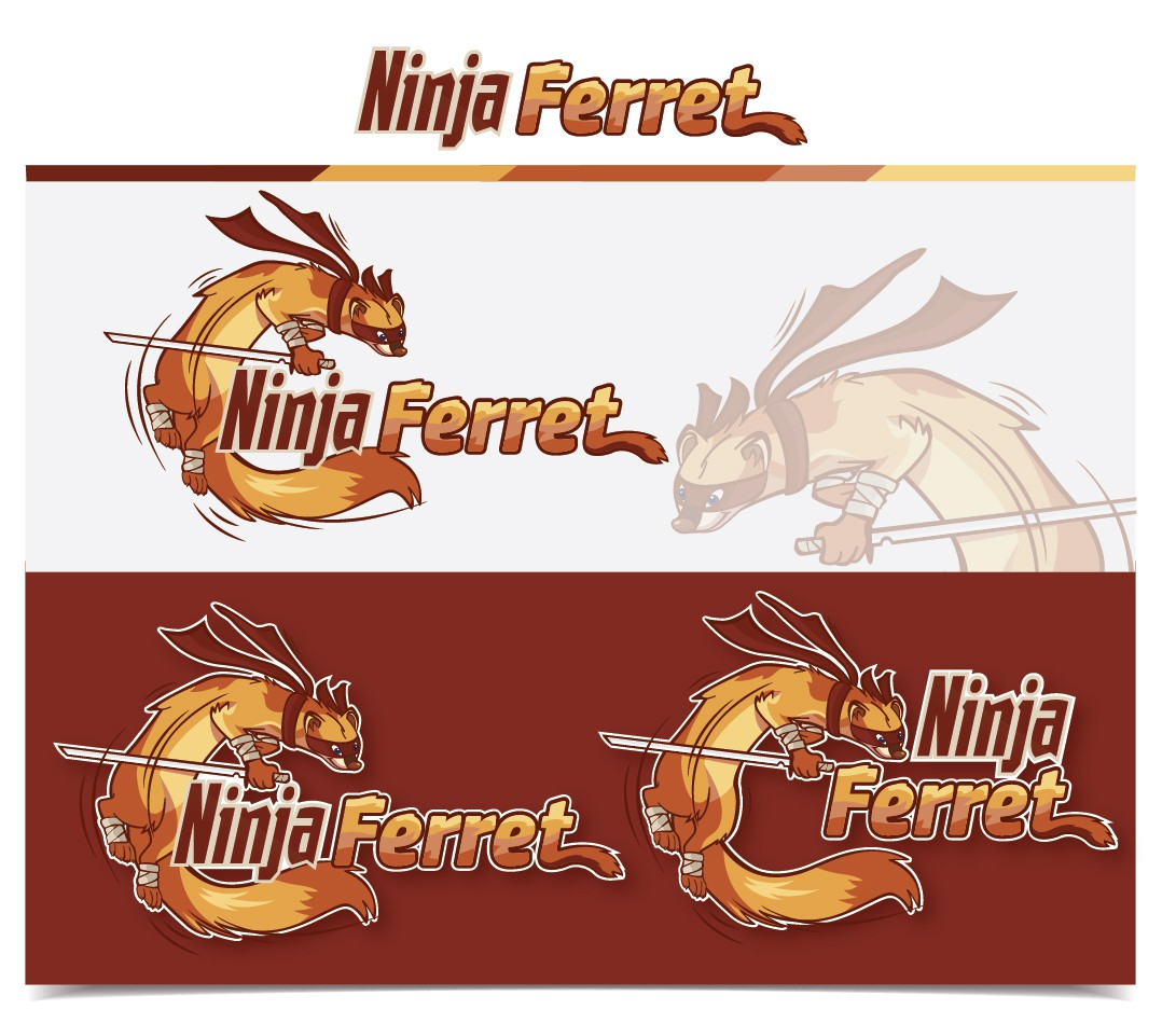 Give a Ninja Ferret a desperately needed makeover