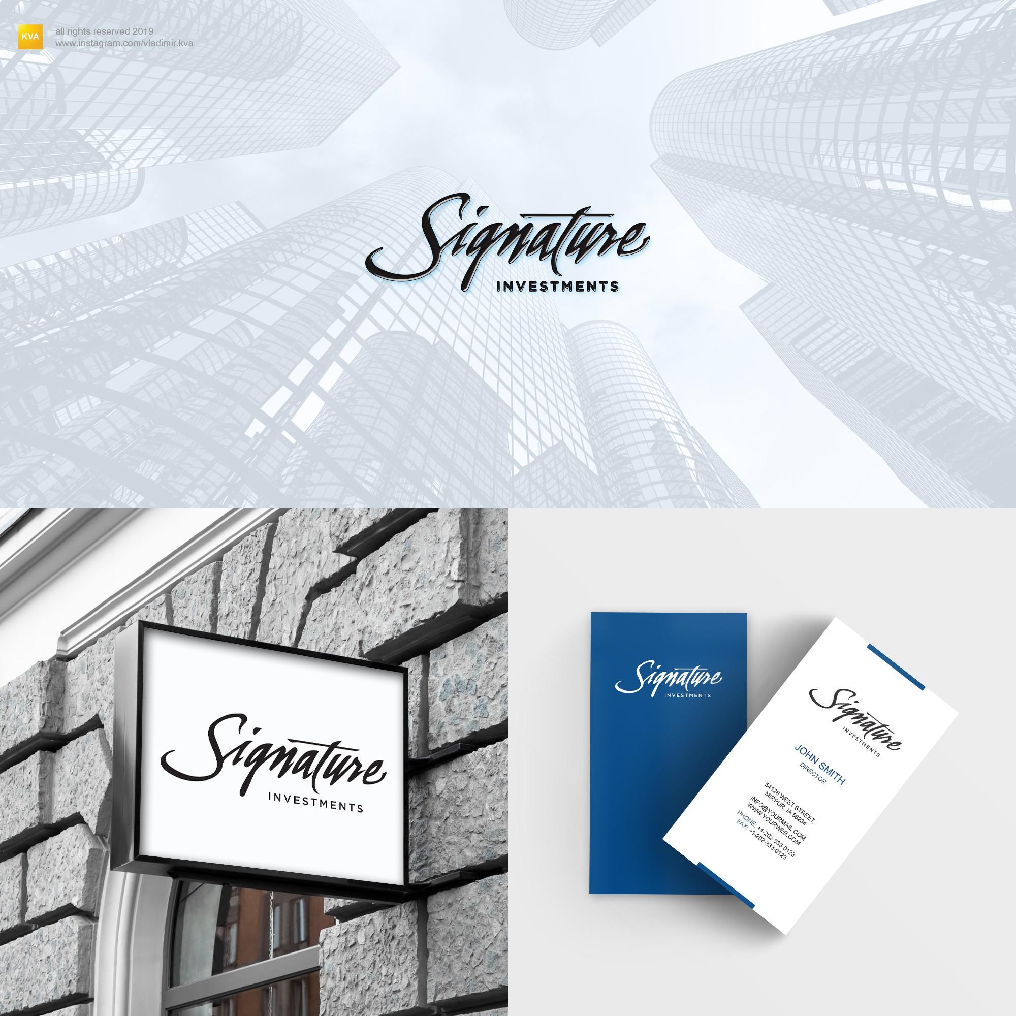 Signature Investments, LLC