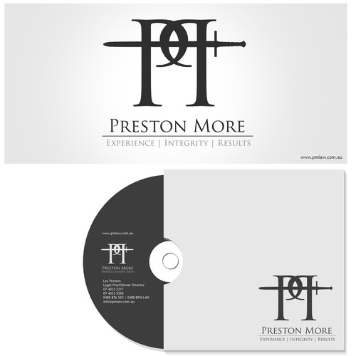 Create a Logo, Banner and Stationery for Preston More