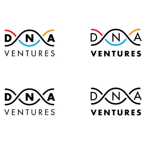Logo for Revolutionary DNA Venture