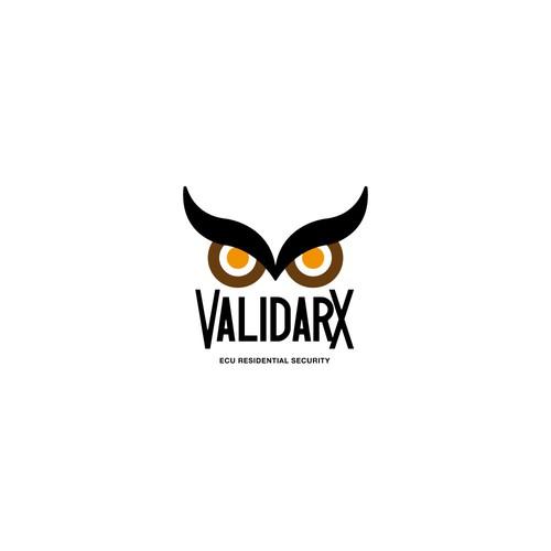 Logo concepto para ValidarX