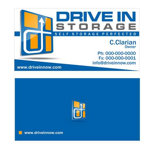DRIVE IN STORAGE