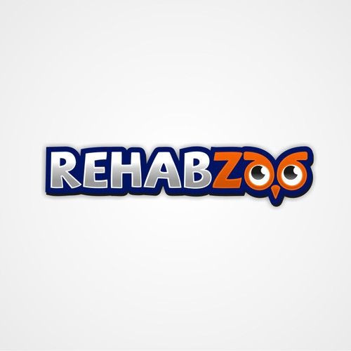 RehabZoo with fun concept