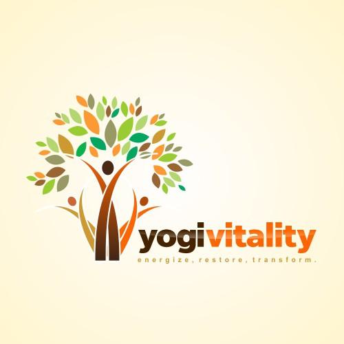 YogiVitality needs a new logo
