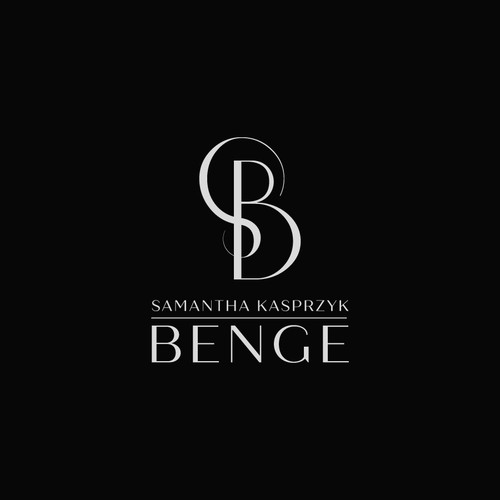 SB monogram logo design