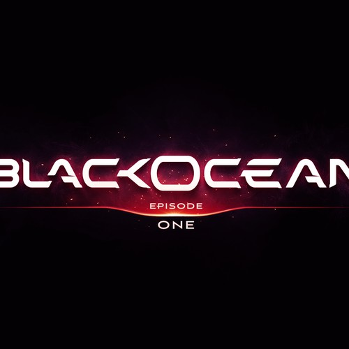Black Ocean Series Logo