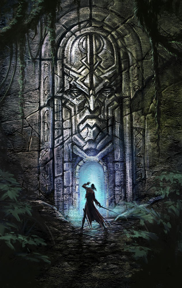 James A. West needs a new fantasy ebook cover for the third book in his series