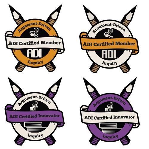 Logo badge ideas