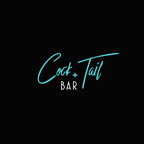 Bar logo branding