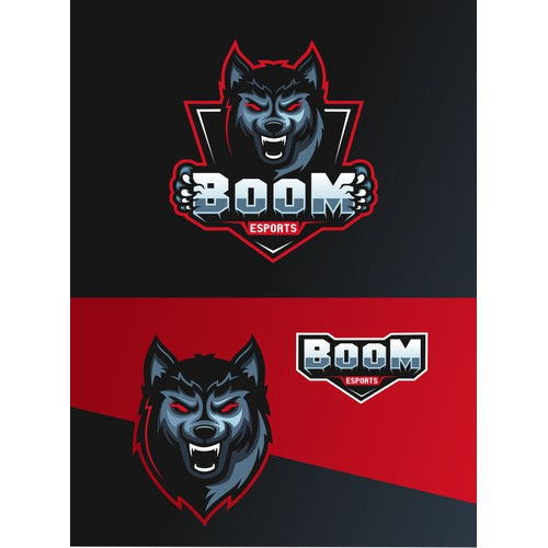 Logo for esports team.