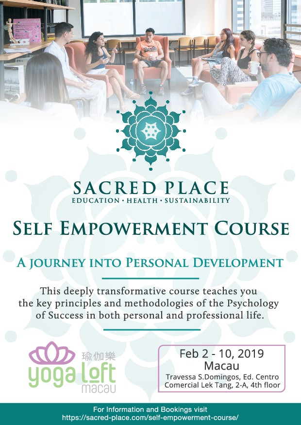 "Unleash the Creative Gifts within You!! ""Self Empowerment Flyer"""