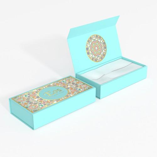 Luxury box packaging