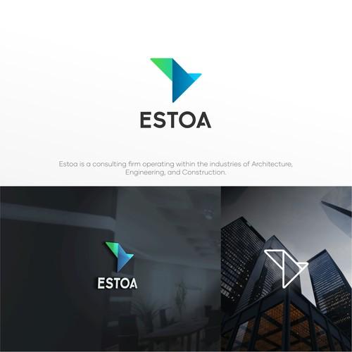 Estoa, Project Management Logo