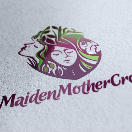 logo for Maiden, Mother, Crone