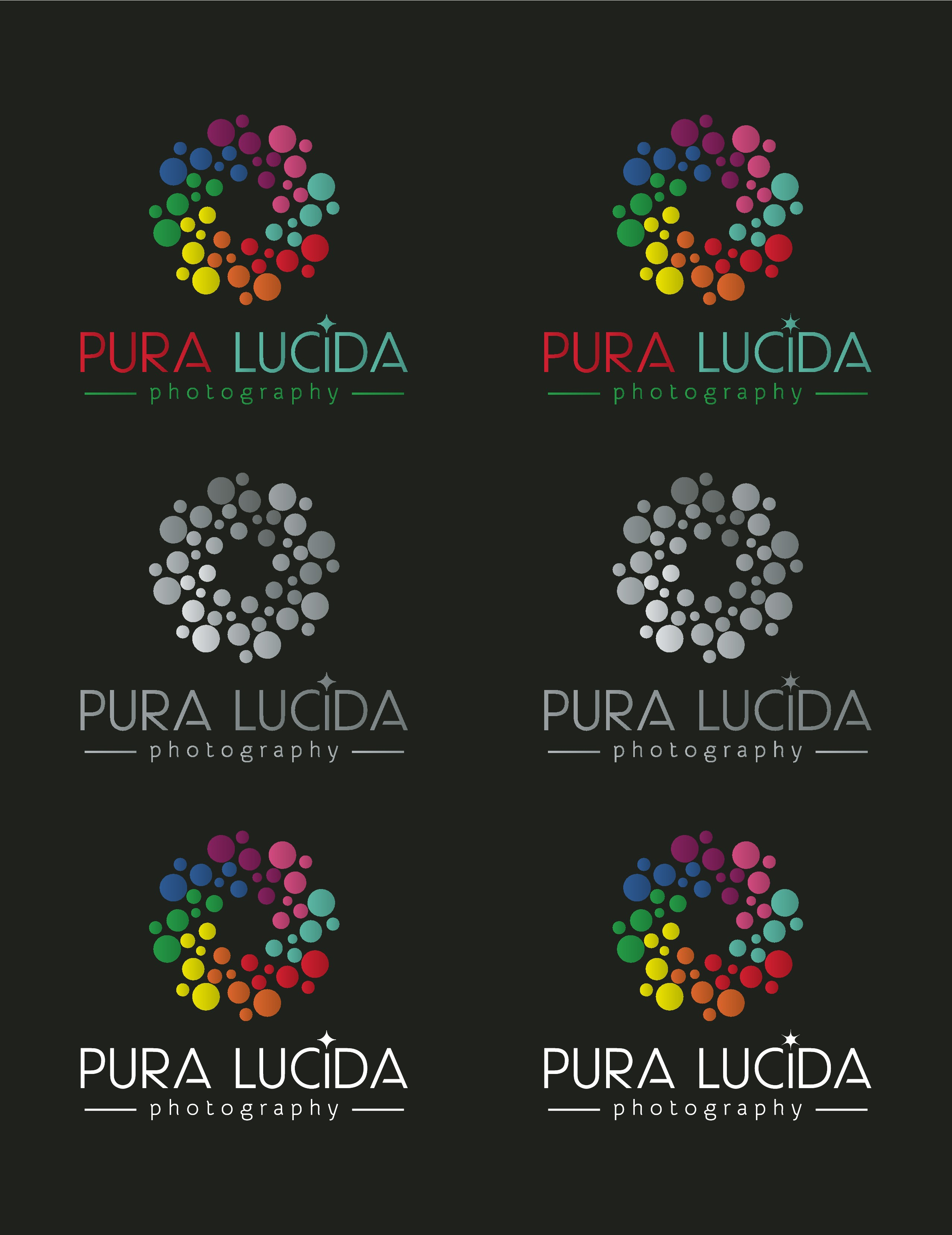 Creative, artistic, eye catching, logo for a portrait photography business. Would love to see designs not based on lens.