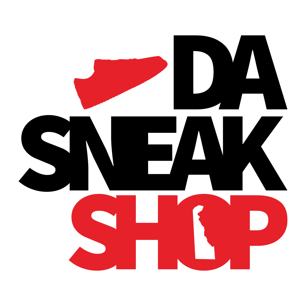 We need a modern type of logo for an upcoming sneaker store, I'm looking for a logo that stands out and catches people's
