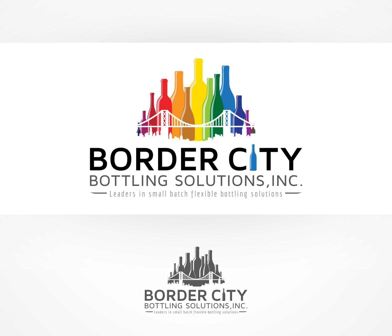 Create the next logo for Border City Bottling Solutions Inc
