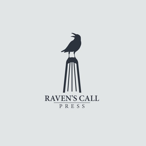 Design the New Logo for Raven's Call Press