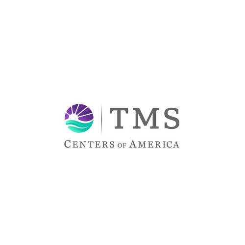 TMS Centers of America Logo