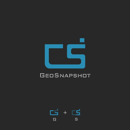 G + S lOGO WITH CAMERA