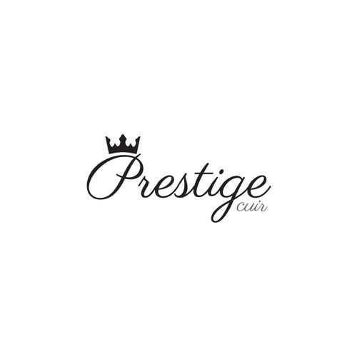Luxury logo for a retailer