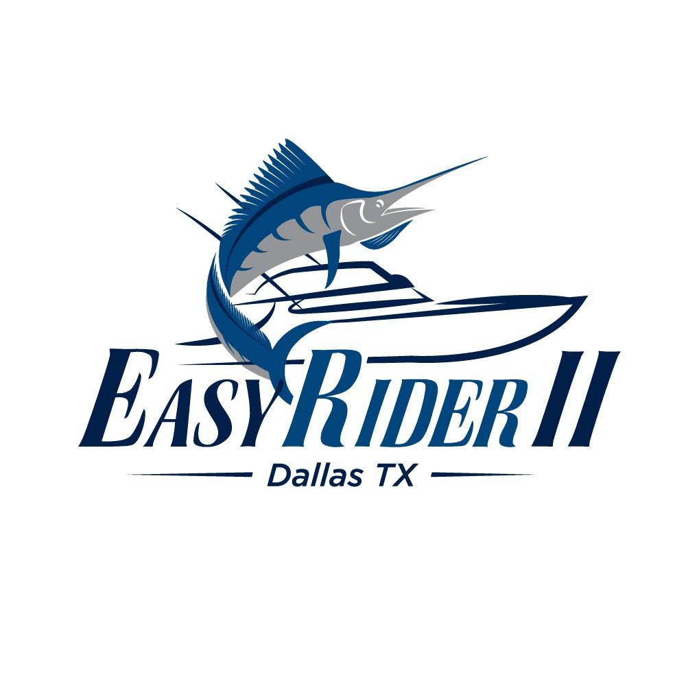 Logo for sport fishing team.