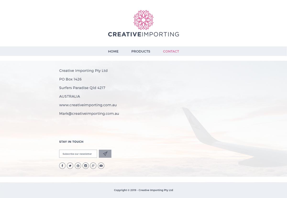 Creative Importing